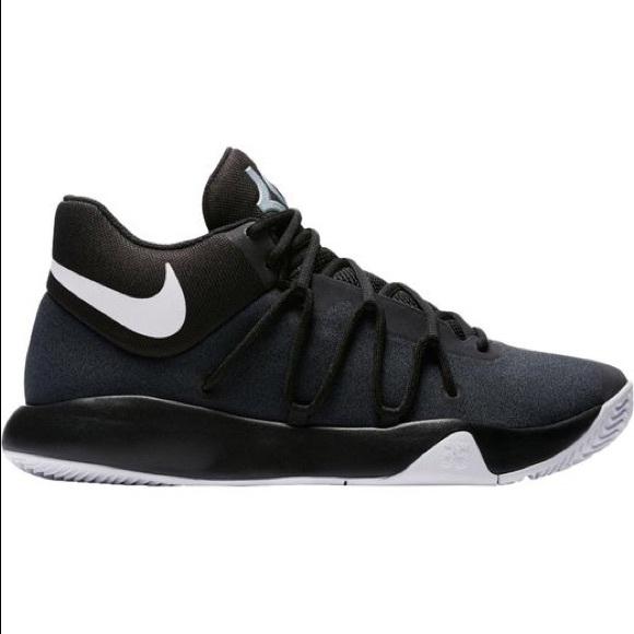 ac6136e365a8 Nike Kids High Top Shoes KD Trey 5 Black Size 2. M 5b29677b34a4ef92b8cc17d8